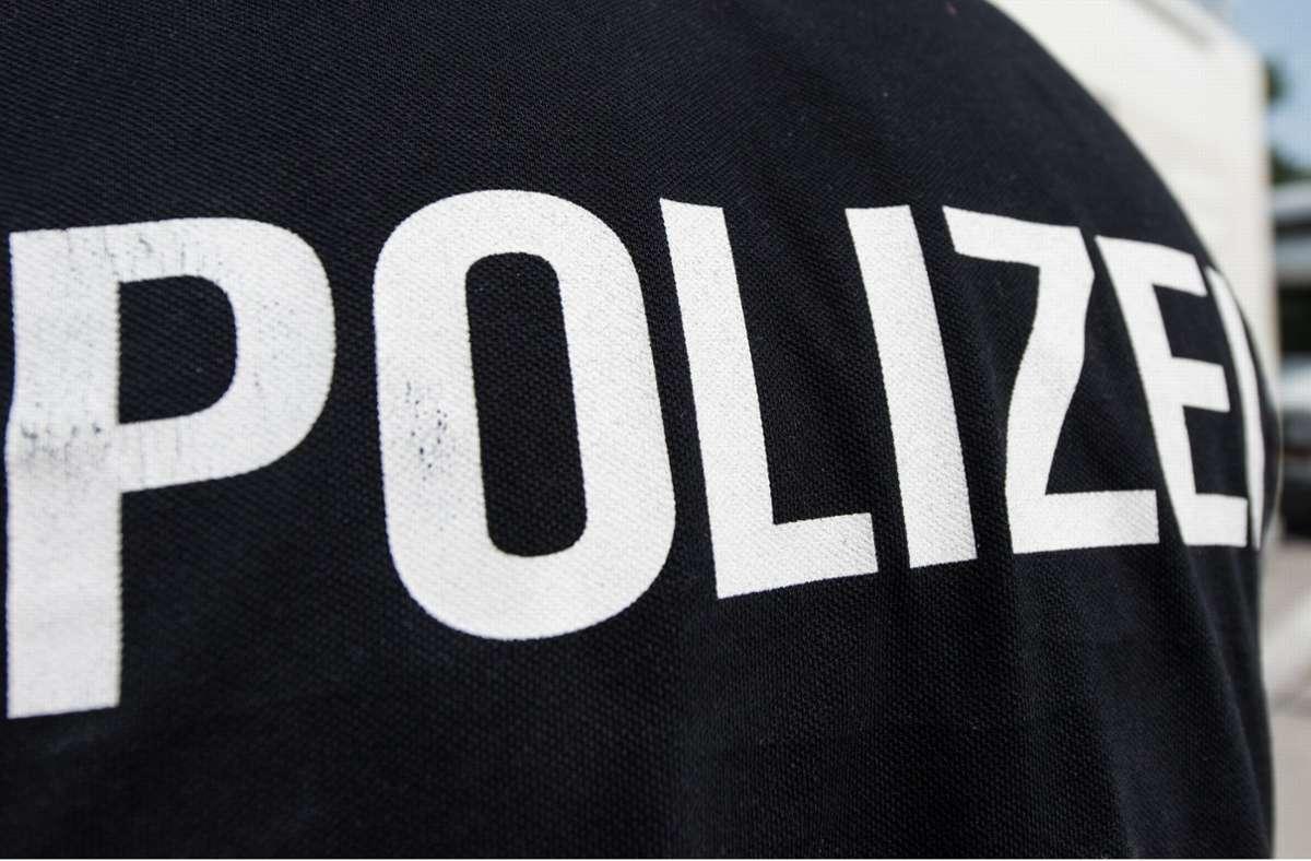 Die Polizisten lösten die Party in Mannheim auf. (Symbolbild) Foto: dpa/Patrick Seeger