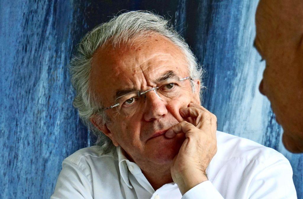 Der in Aalen geborene Architekt Werner Sobek setzt schon seit vielen Jahren auf Nachhaltigkeit beim Bauen. Foto: Zooeye Braun