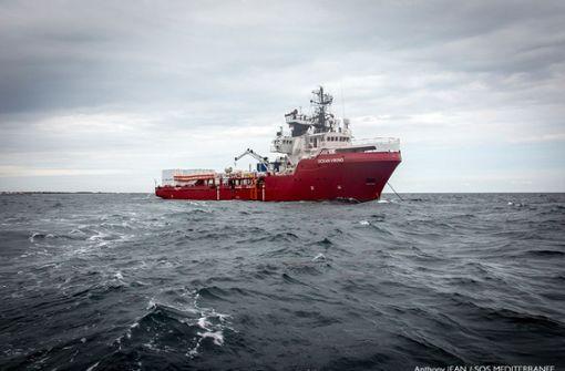 Lösung für Rettungsschiff ist in Sicht