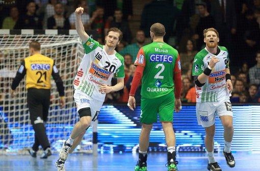 Göppingen träumt vom EHF-Pokalsieg