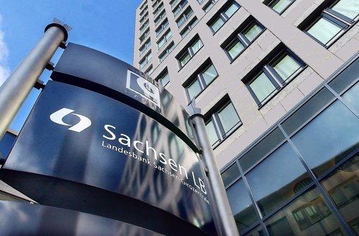 Die SachsenLB hat der LBBW die Prozesse eingebrockt Foto: dpa
