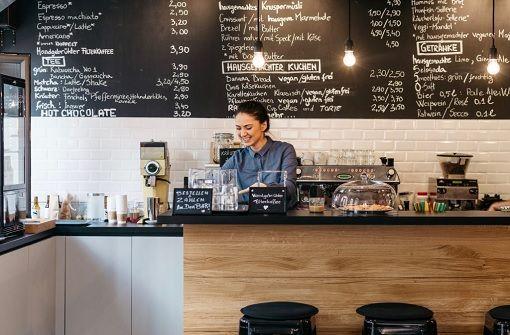 Kuchen, Kaffee und Kunst im Bohnenviertel