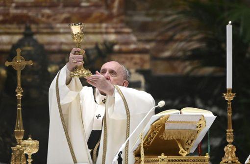 Papst erinnert an Nächstenliebe