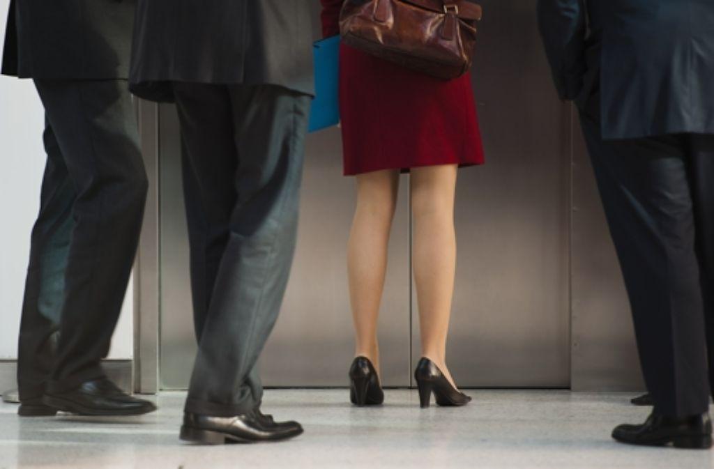 Frauen sind in den Chefetagen von Familienunternehmen schlecht repräsentiert. Foto: dapd
