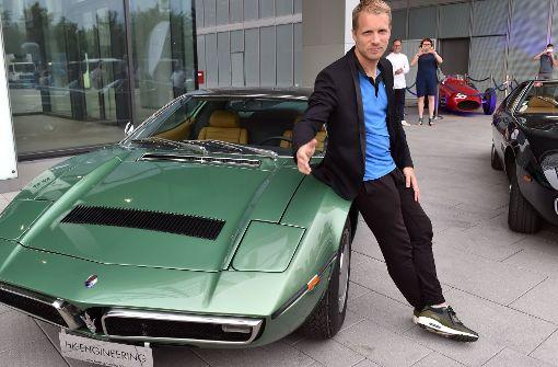 Maserati erobert München