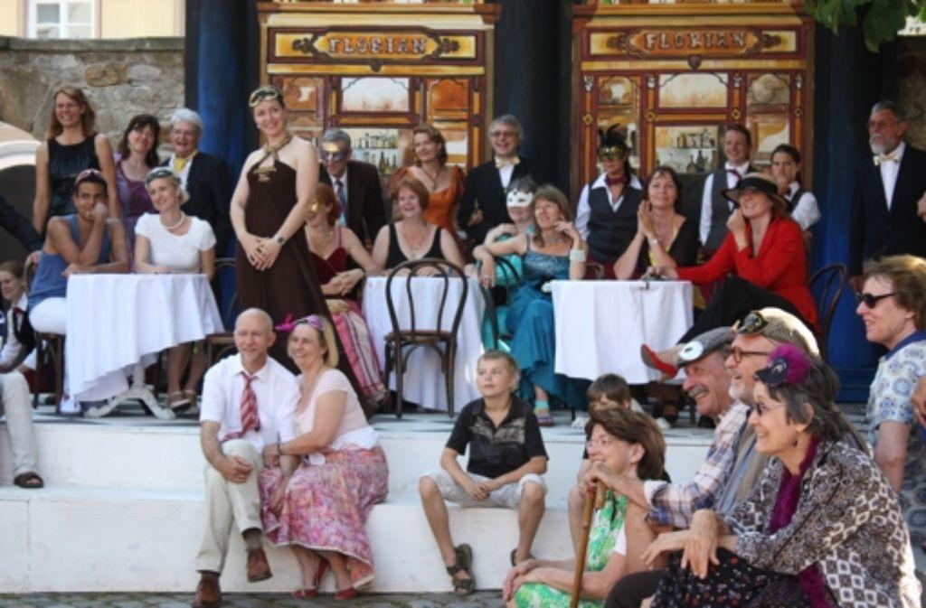 """Vor zwei Jahren stand """"Eine Nacht in Venedig"""" auf dem Spielplan. Foto: Konzertensemble"""