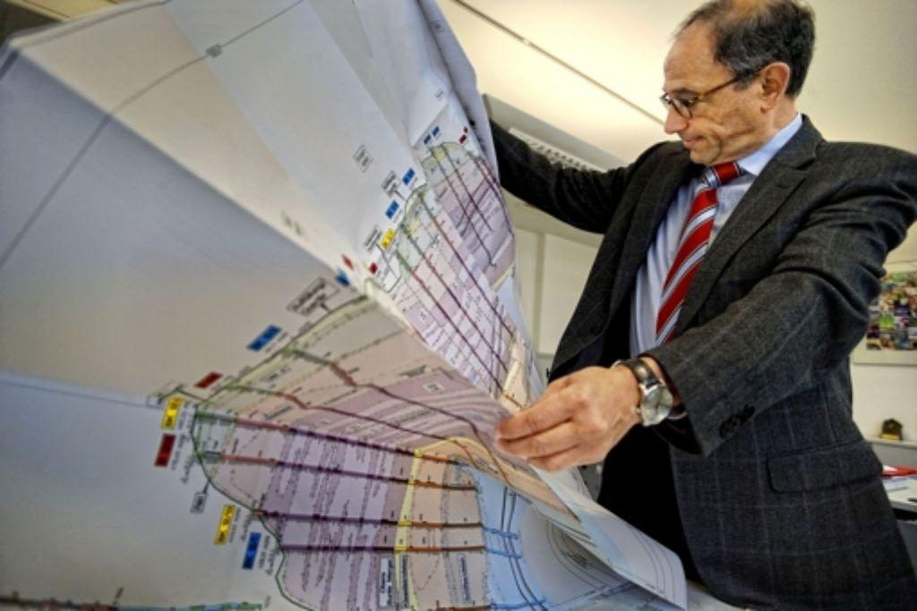 Hany Azer war drei Jahre lang für Stuttgart21 verantwortlich. Eine von ihm in dieser Zeit vorgenommene Risikoabschätzung ist nun veröffentlicht worden. Foto: Archiv Heinz Heiss