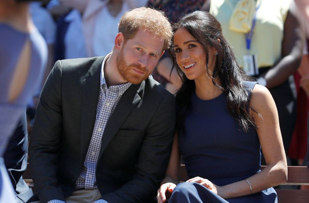 Harry und Meghan verklagten unlängst eine britische Boulevardzeitung. Foto: dpa/Phil Noble