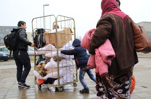 Flüchtlinge treiben Einwohnerzahl auf Rekordhöhe