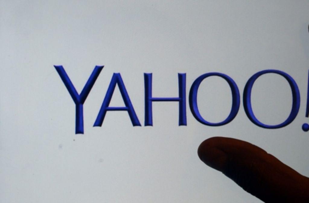 Yahoo ist in der NSA-Affäre offenbar massiv unter Druck gesetzt worden. Foto: dpa