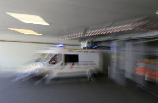 Fünf Tote bei Absturz eines Rettungshubschraubers