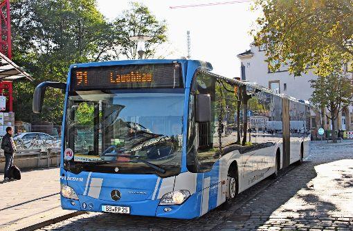 Von der  Solitude-Seilbahn bis zum Ortsbus