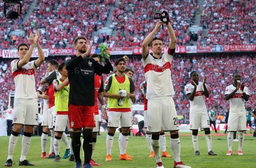 Viele VfB-Fans drücken den Bayern die Daumen