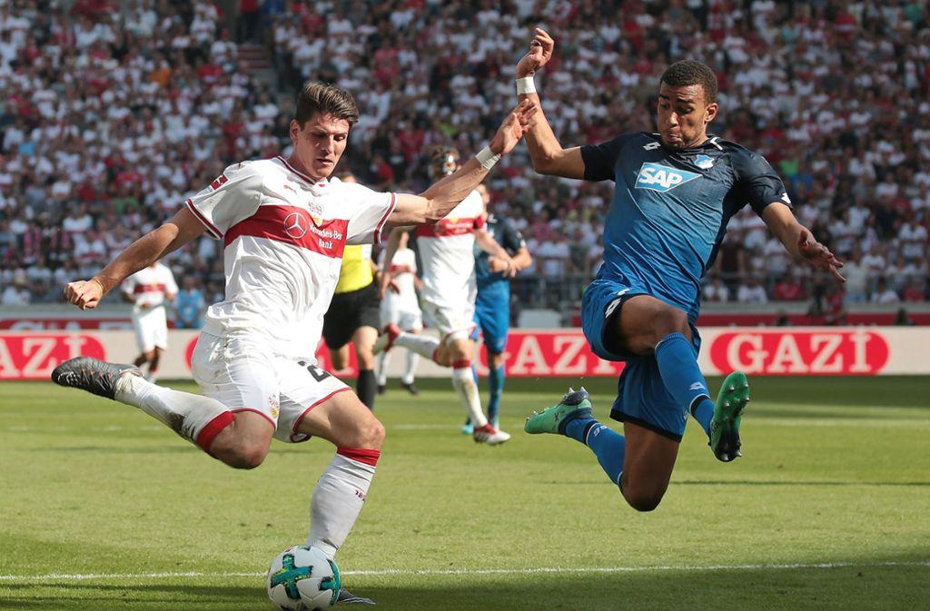 Mario Gomez steht gegen Bayern München nicht im Kader. Foto: Pressefoto Baumann