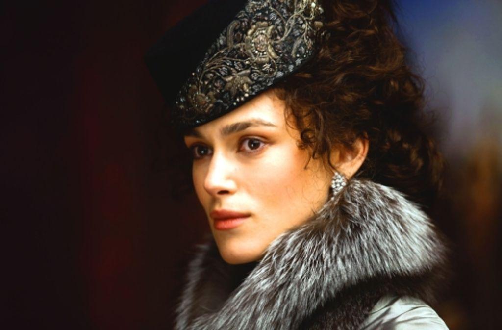 Keira Knightley spielt die Titelrolle keck und frech. Foto: Verleih