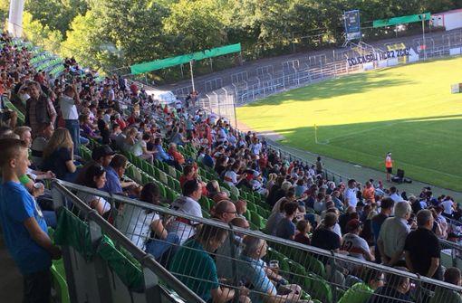 Der VfB startet mit einem 4:0-Testspiel-Erfolg