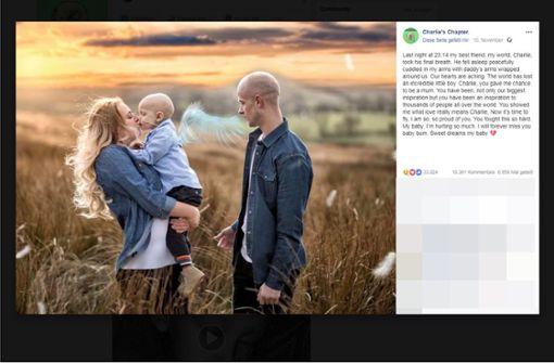 Mutter postet emotionale Botschaft und berührt Tausende