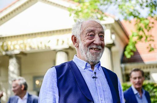 Dieter Hallervorden kann sich neuerliche Hochzeit vorstellen