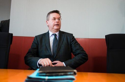 Reinhard Grindel soll Niersbach-Nachfolger werden