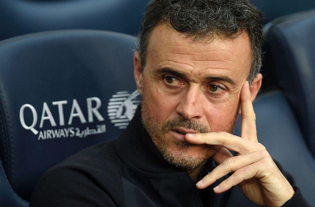 Luis Enrique betreut bald wieder das Nationalteam aus Spanien. Foto: AFP/LLUIS GENE