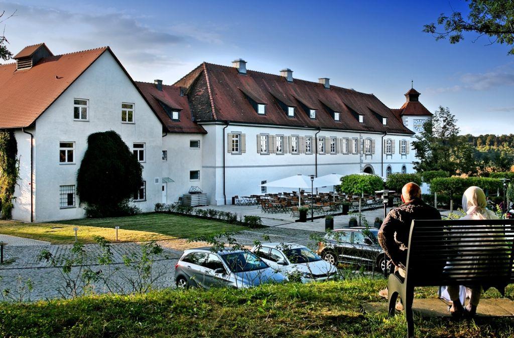 Bei Ausflüglern wird das Schloss über dem Filstal immer beliebter. Foto: Horst Rudel