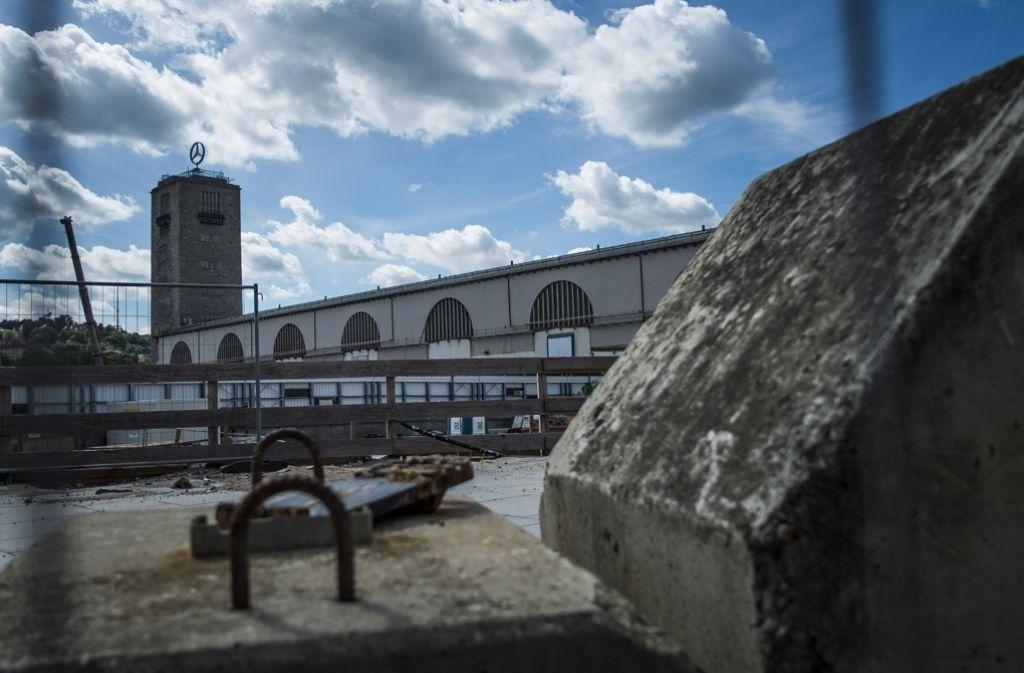 Umstritten: Der Bau des neuen Stuttgarter Tiefbahnhofs Foto: Lichtgut/Max Kovalenko