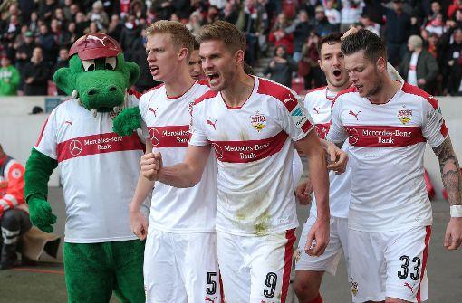 VfB macht Freude, aber nicht ohne Ende