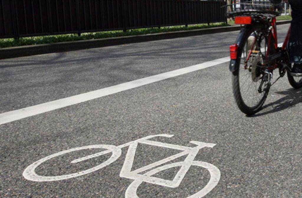 In Stuttgart-Nord sind  am Dienstag zwei Radfahrer zusammengestoßen. (Symbolfoto) Foto: picture alliance dpa/Uli Deck