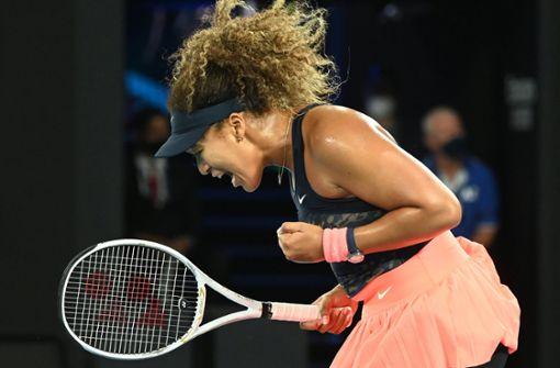 Nächstes Meisterstück - Naomi Osaka gewinnt die Australian Open