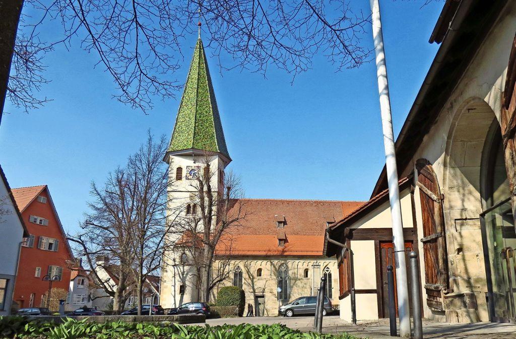 Auf die evangelischen Gemeinden der Filder kommen Veränderungen zu. Das Foto zeigt  die Martinskirche in   Plieningen. Foto: Archiv Sägesser