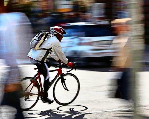 Radfahrer  sollen den Marienplatz nicht mehr kreuzen