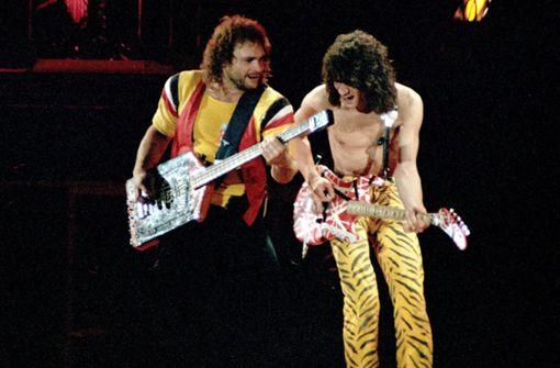 Eddie Van Halens 10  größte Momente