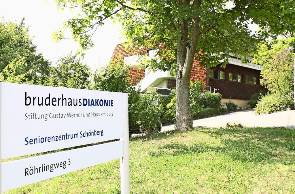 Nur noch bis Ende 2020 wird es das Seniorenzentrum in Schönberg mit der Anschrift Röhrlingweg 3 geben. Foto: Ralf Recklies