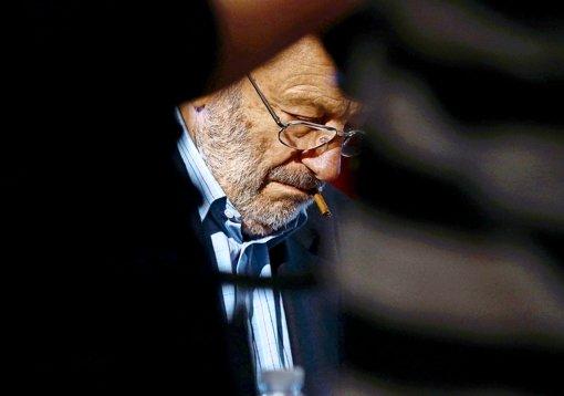 Er kannte sich mit Gott und der Welt aus: Umberto Eco (1932–2016). Foto: AFP