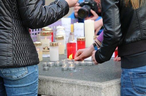 Trauer im Netz um die Opfer