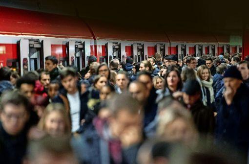 Risiko für die S-Bahn