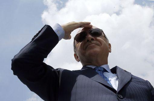 Erdogan gerät unversehens in die Defensive