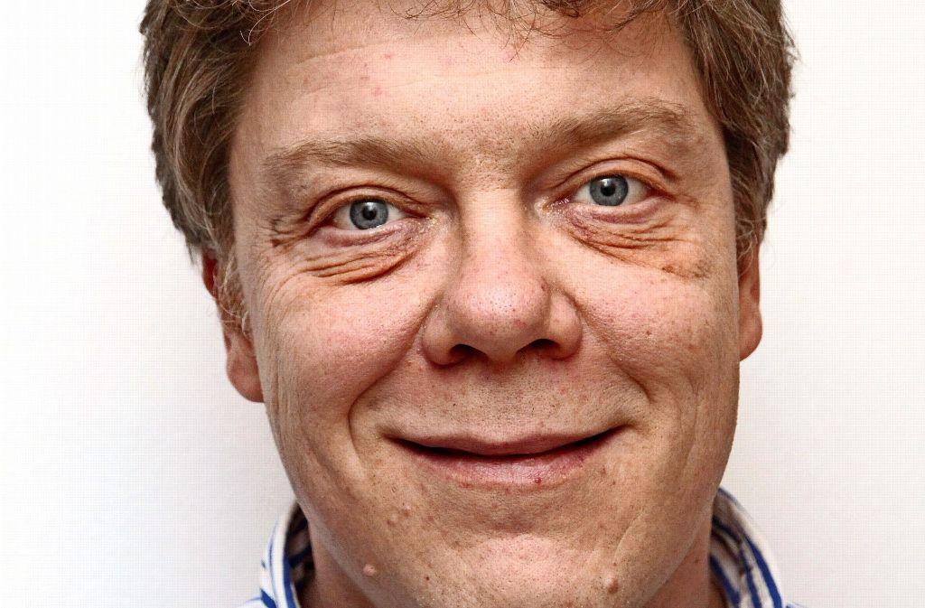 Der 45-jährige Peter Kuhn lobt das rege Vereinsleben im Stadtbezirk. Foto: VCV