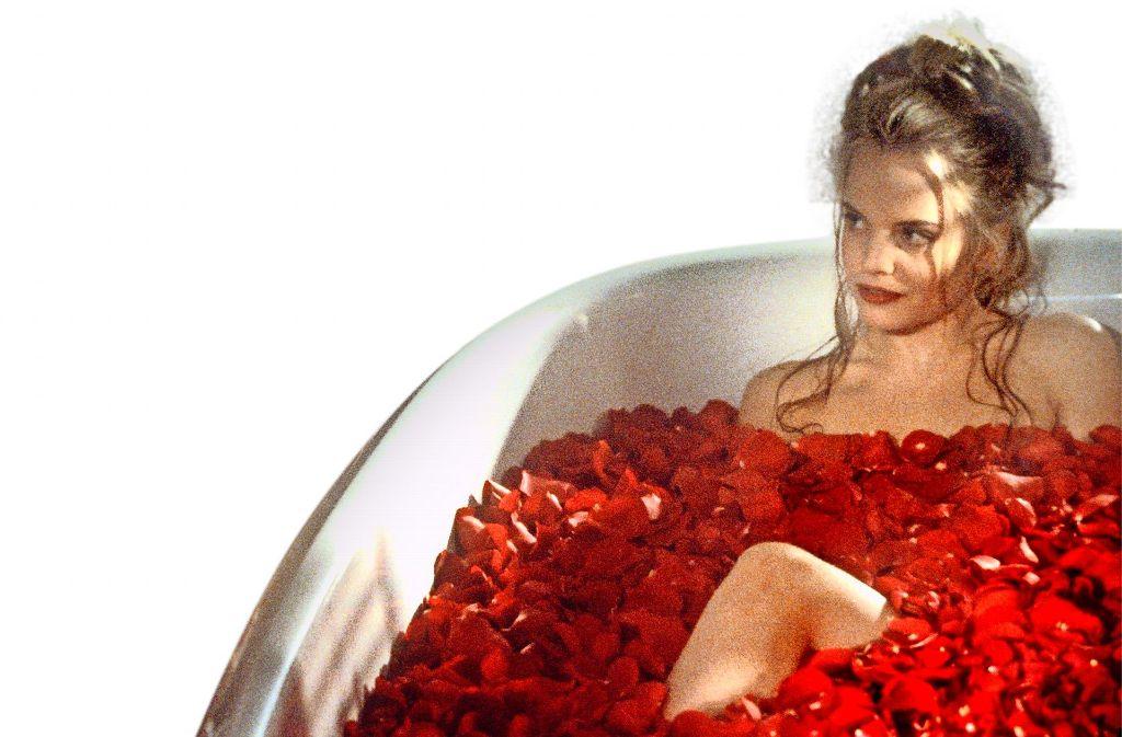 """Auch ein  Frauenbild – aus dem Film """"American Beauty"""" Foto: UIP"""