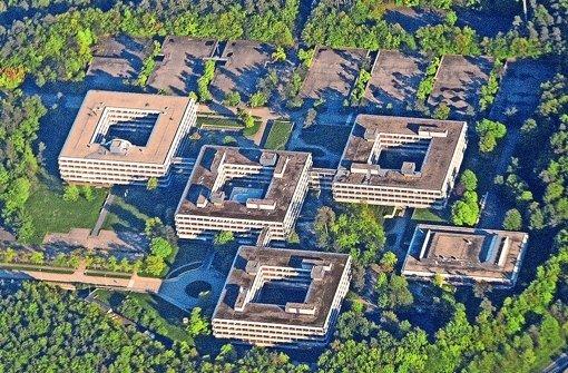 "Ehemaliger Bürokomplex soll  ""Smart-City"" werden"