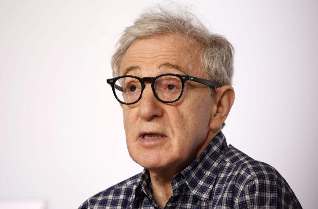 Umstrittener Regisseur und Autor: Woody Allen Foto: dpa/Tristan Fewings