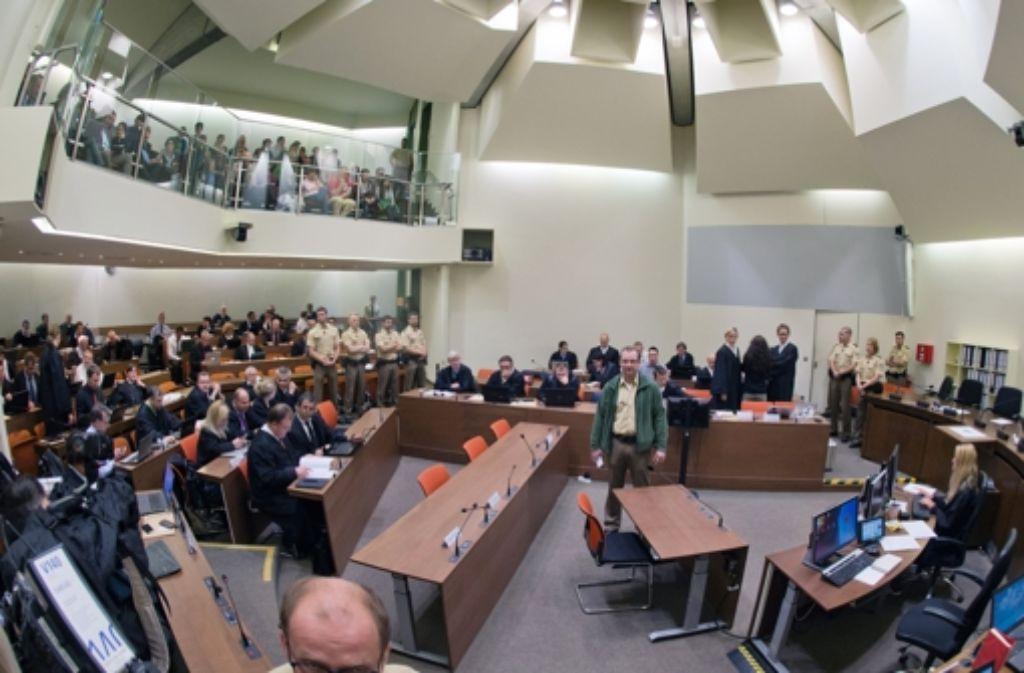 Ein wichtiger Zeuge im NSU-Prozess will nicht vor dem Münchner Gericht erscheinen. (Archivfoto) Foto: dpa