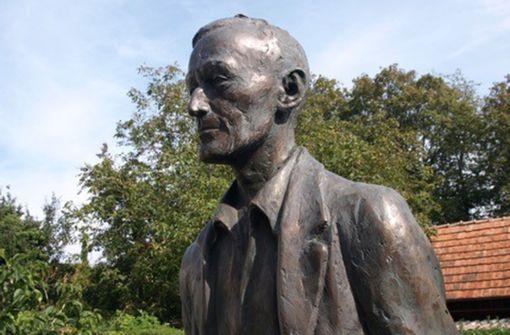 Die Frau hinter Hermann Hesse
