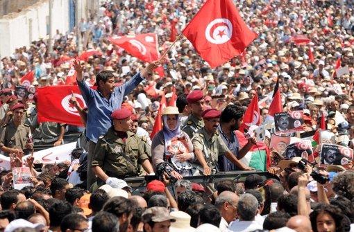 Friedensnobelpreis für Gruppen aus Tunesien