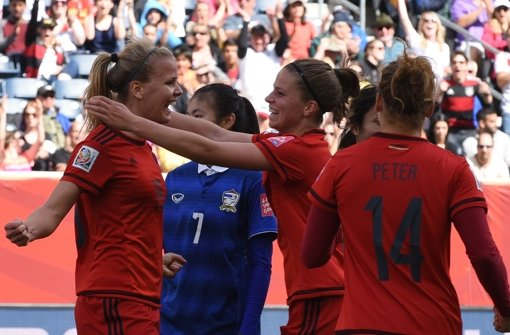 DFB-Frauen ziehen als Gruppensieger ins WM-Achtelfinale