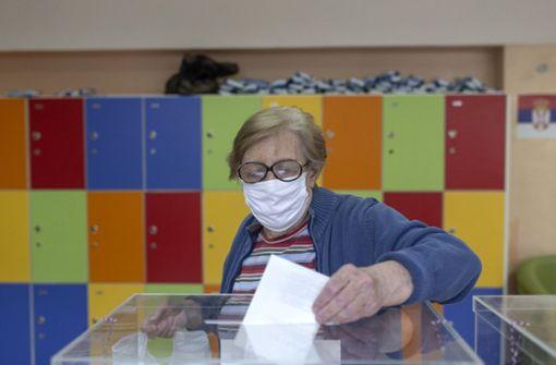 Beobachter gehen von geringerer Wahlbeteiligung aus