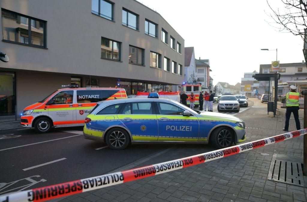 Der tödliche Unfall ereignete sich am frühen Nachmittag. Foto: SDMG/SDMG / Kohls