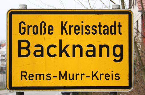 Streit zwischen der Stadt Backnang und Riva eskaliert