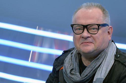 Musiker Heinz Rudolf Kunze spielt Mordverdächtigen