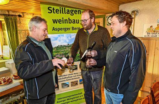 Wengerter-Trio kreiert eine Jubiläums-Cuvée